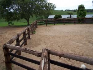 Fencing Gympie - Timber Split Stock Yard